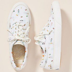 ANTHROPOLOGIE'S Ked's Anchor Sun Girl Sneakers